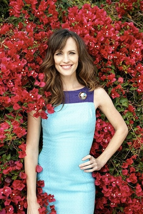 Jennifer Garner, Redbook