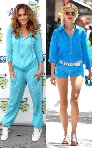 Jennifer Lopez, Karolina Kurkova