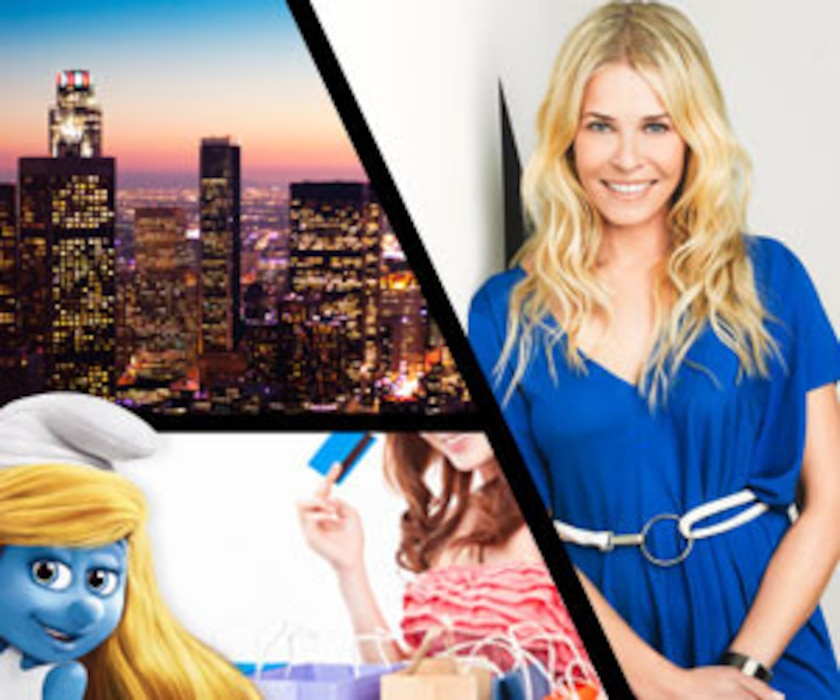 Smurfs 2 Sweepstakes Header