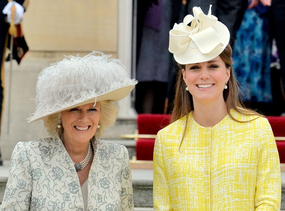 Camilla, Duchess of Cornwall, Kate Middleton, Duchess Catherine