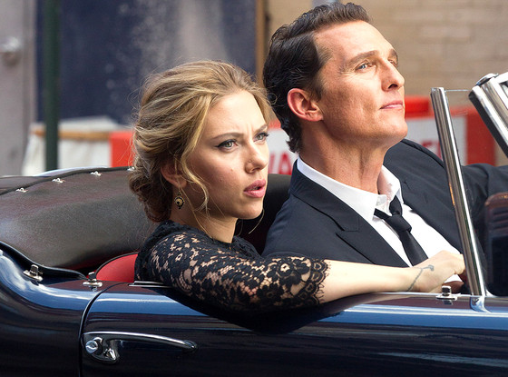 Matthew McConaughey, Scarlett Johansson
