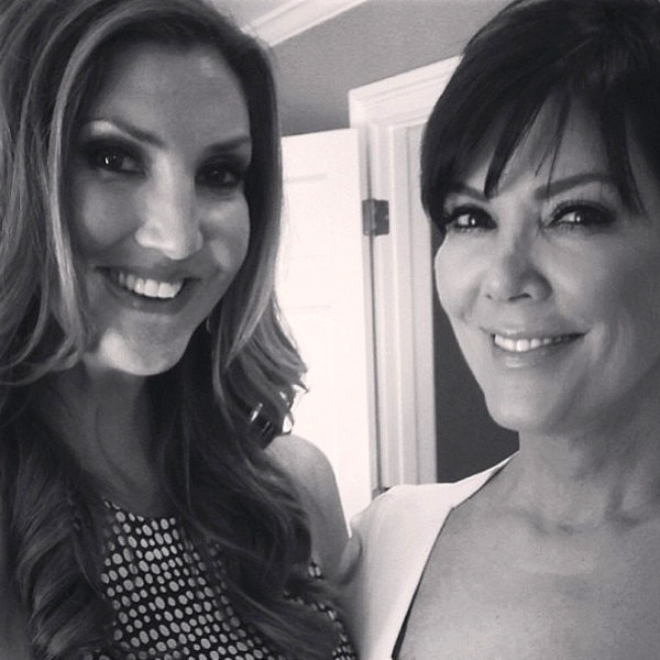 Heather McDonald, Instagram, Kris Jenner