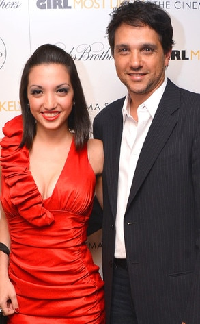 Ralph Macchio Doesn     t Age  Hits the Red Carpet With Actress     E  Online