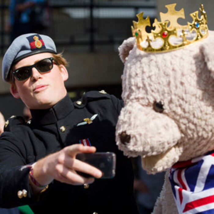 Prince Harry Look alike