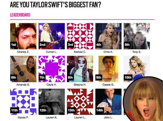 Taylor Swift, Kiss 108fm