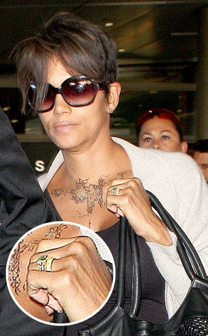 Halle Berry, Wedding Ring