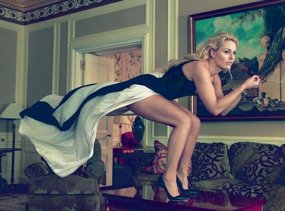 Lindsay Vonn, Vogue
