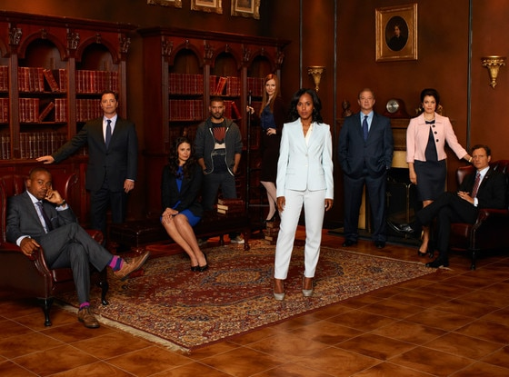 Scandal Cast