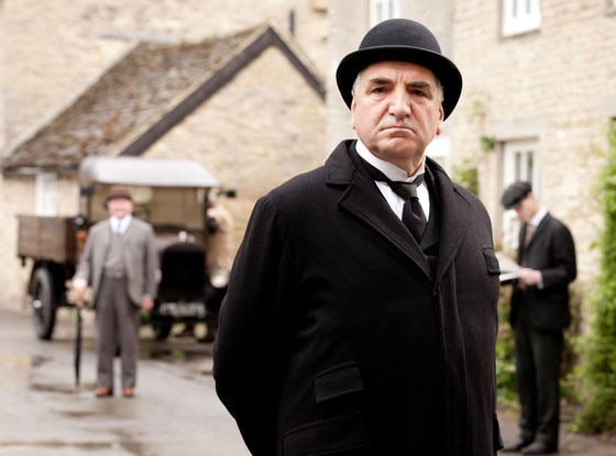 Jim Carter, Downton Abbey