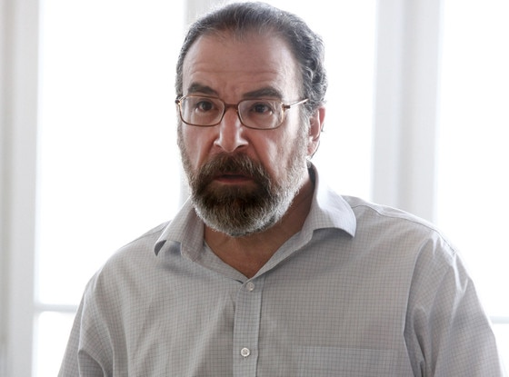 Mandy Patinkin, Homeland