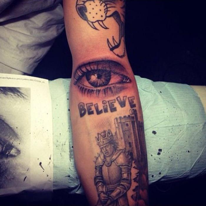 Justin Bieber, Keith McCurdy