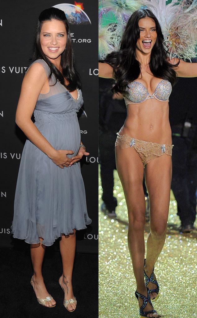 Post-Baby Bodies, Adriana Lima