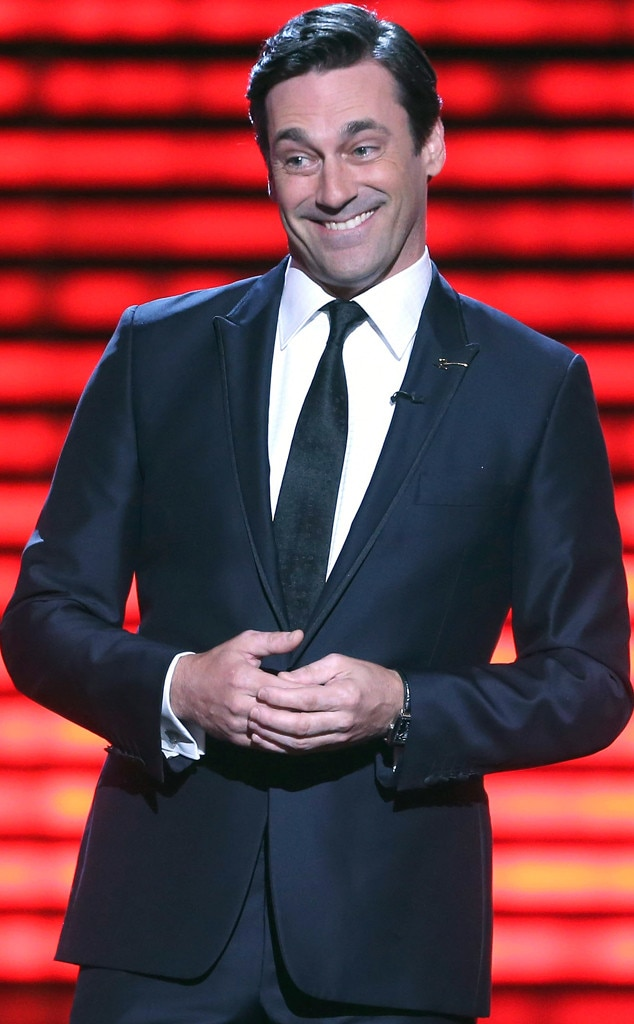 Jon Hamm, ESPY Awards