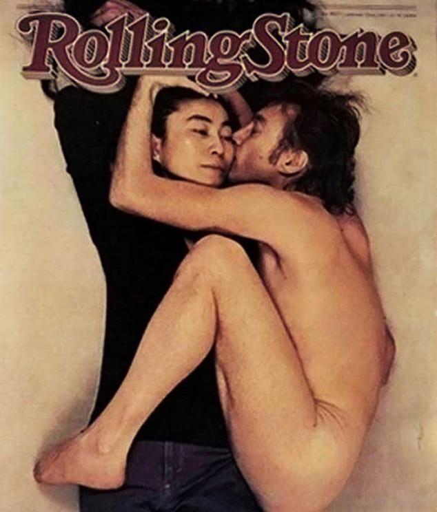 John Lennon, Yoko Ono, Rolling Stone
