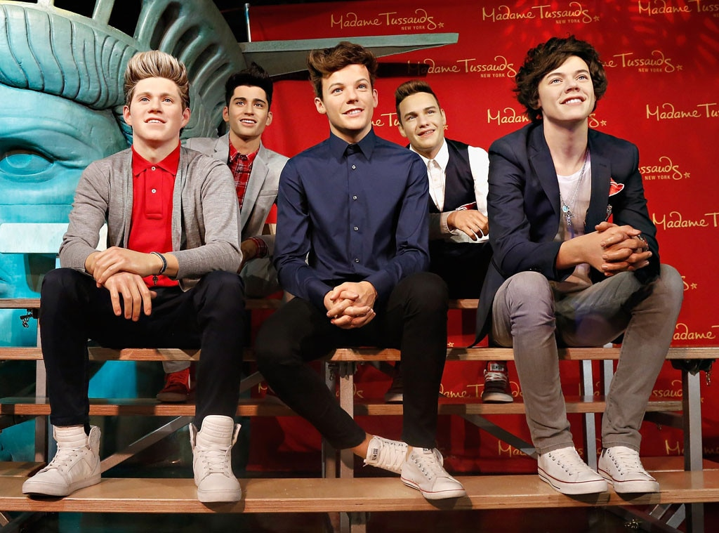 One Direction, Wax