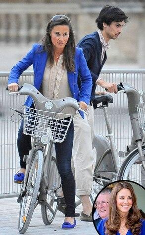 Pippa Middleton, Kate Middleton