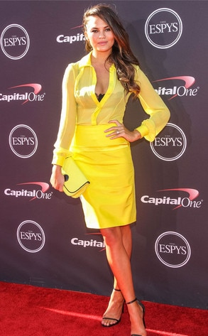 Chrissy Teigen, ESPY Awards