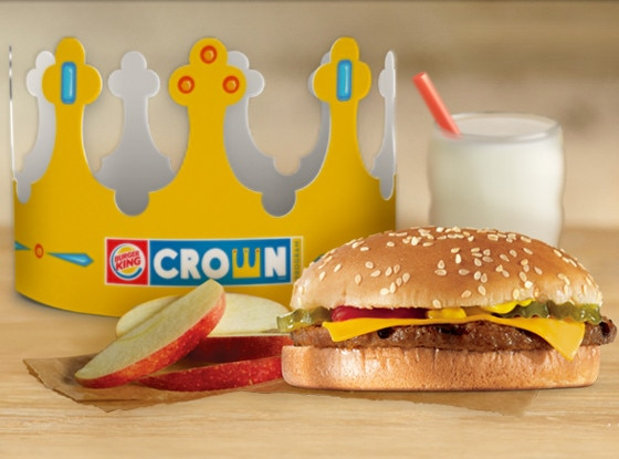 Burger King Kids Meal