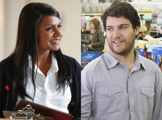 Mindy Kaling, The Mindy Project, Adam Pally, Happy Endings