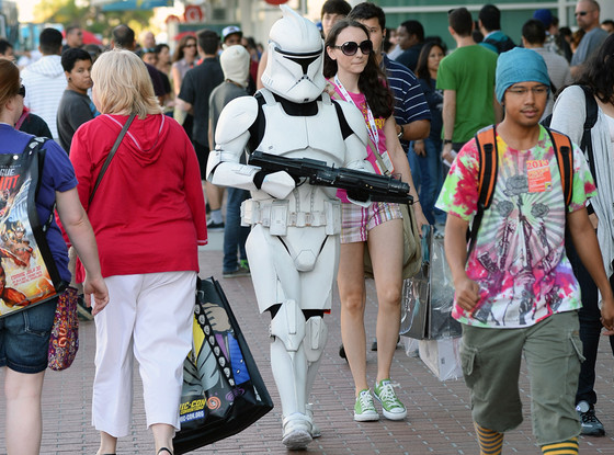 Comic-Con, Storm Trooper