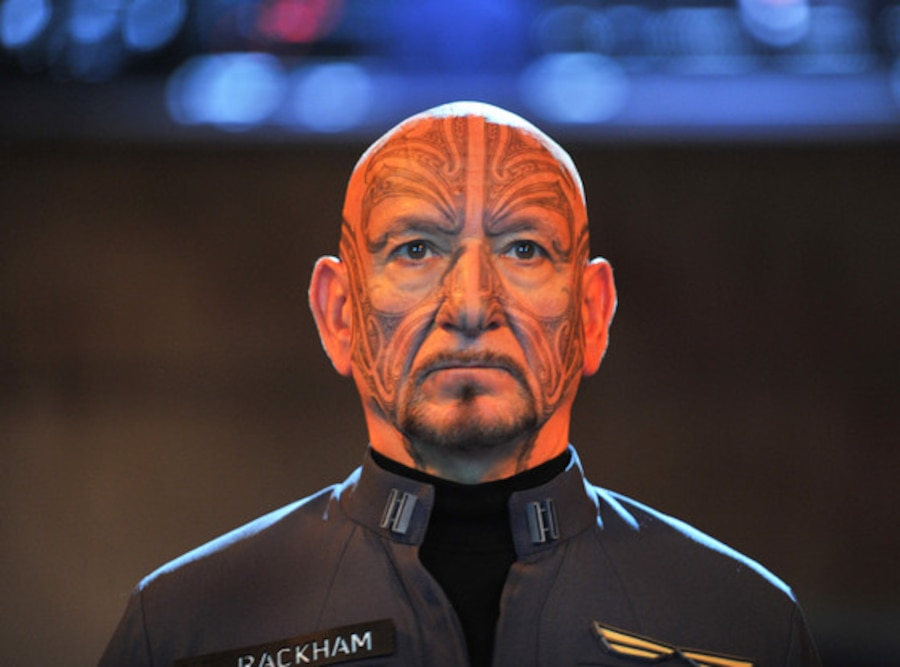 Ender's Game, Ben Kingsley