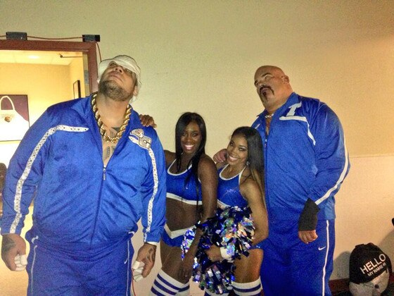 The Funkadactyls, Twit Pic