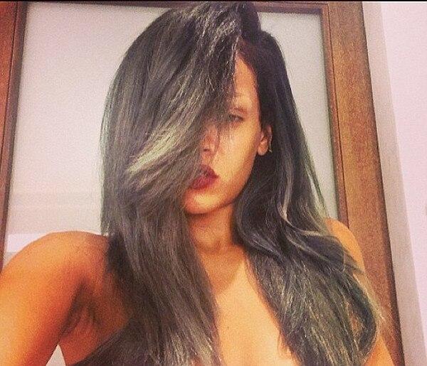Rihanna, novo visual rihanna
