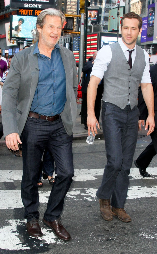 Jeff Bridges, Ryan Reynolds