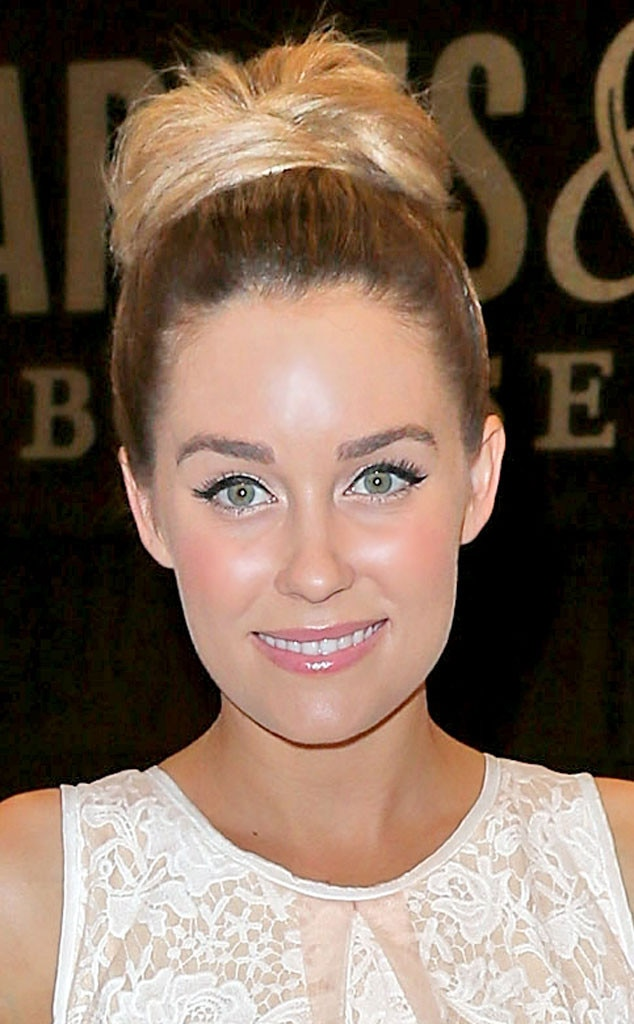 Guess The Celebrity Eyebrows, Lauren Conrad