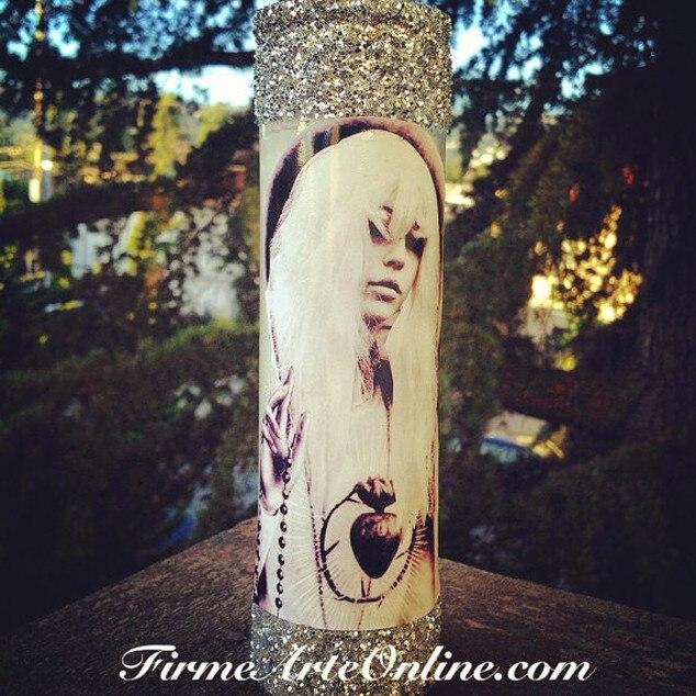 Amanda Bynes Candle