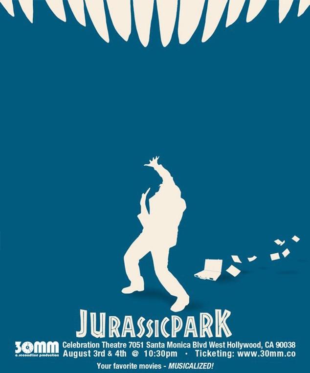 30 Minute Musical Jurassic Park
