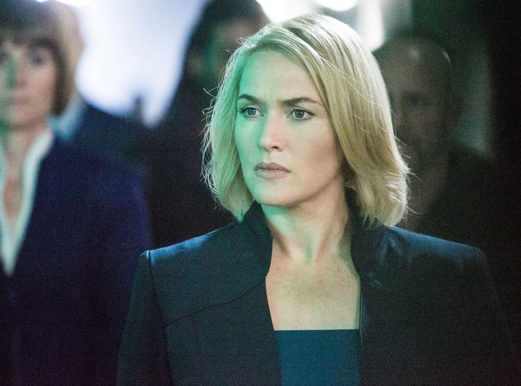 Kate Winslet from Divergent Movie Pics | E! News Kate Winslet Official Site