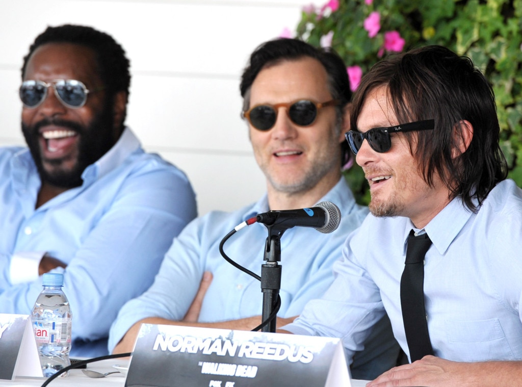 Norman Reedus, Comic-Con