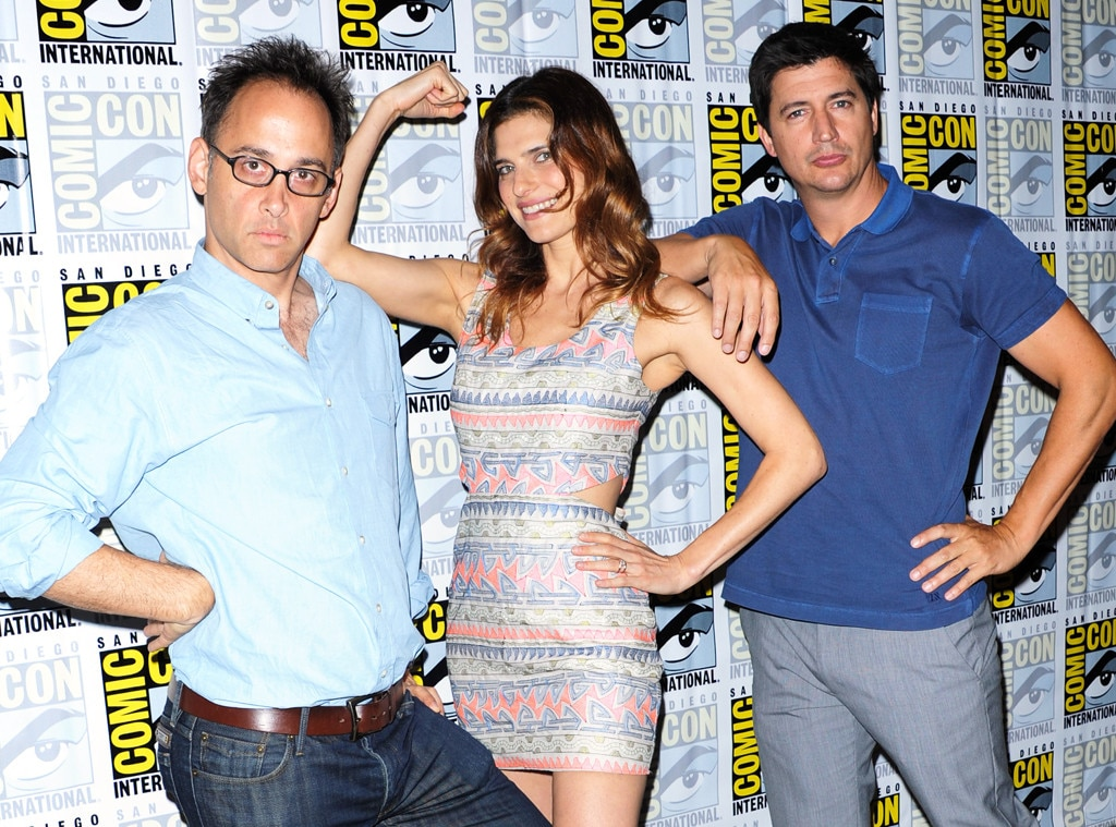 David Wain, Ken Marino, Lake Bell, Comic-Con