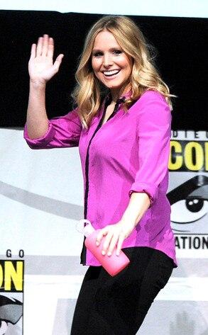 Kristen Bell, Comic-Con
