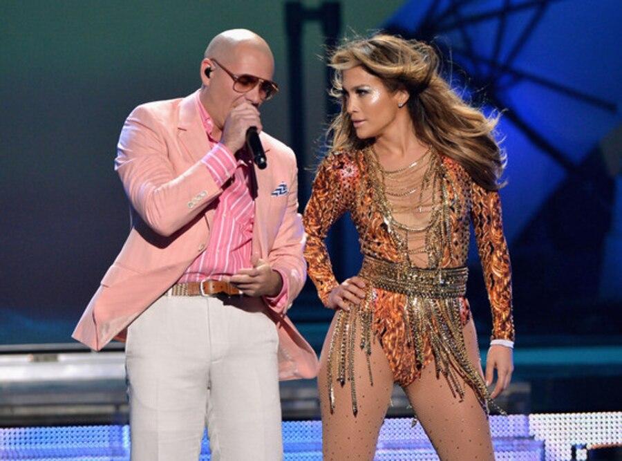 Pitbull, Jennifer Lopez