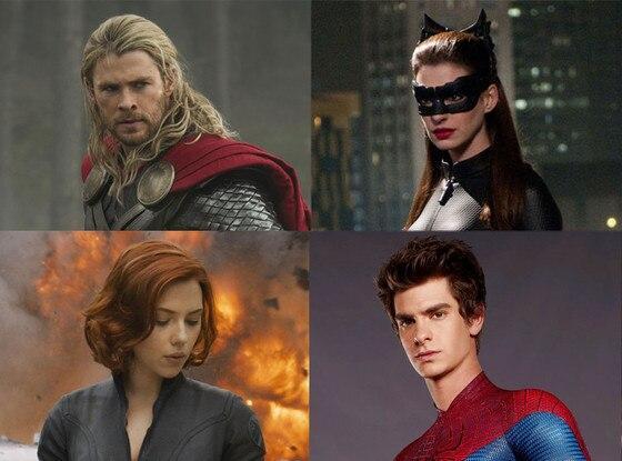 Battle of Superheroes