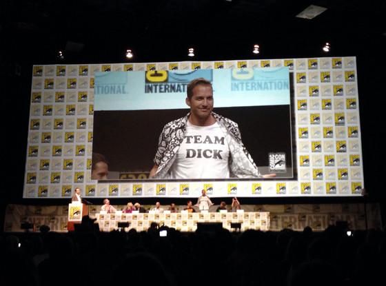 Ryan Hansen, Comic-Con