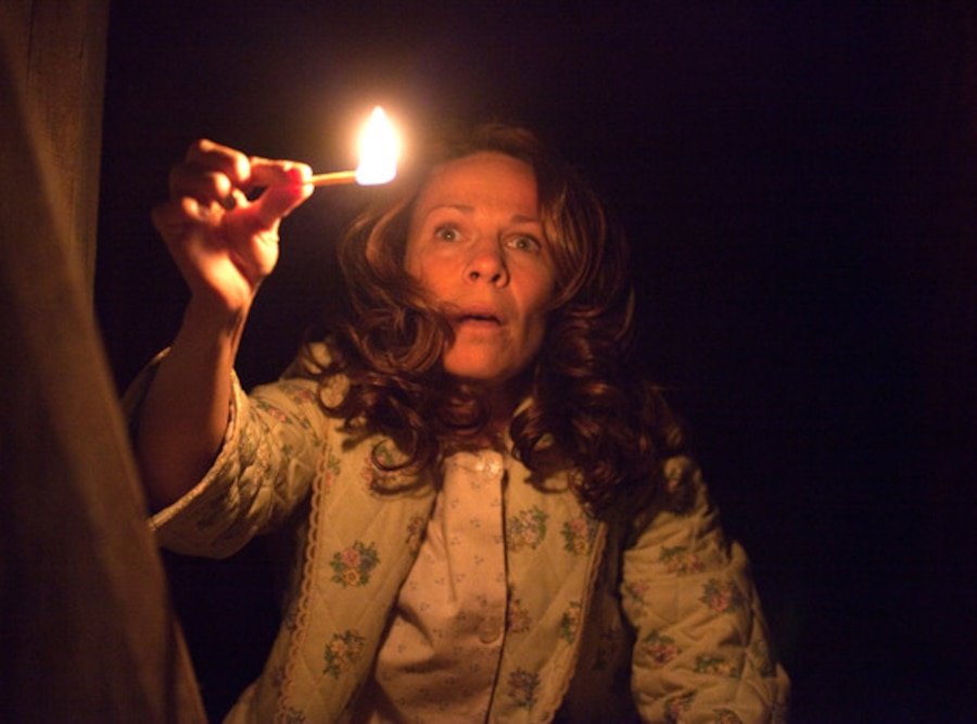 The Conjuring, Lili Taylor