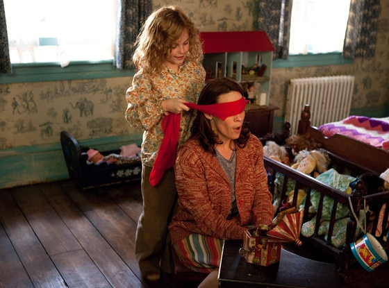 The Conjuring, Lili Taylor, Kyla Deaver