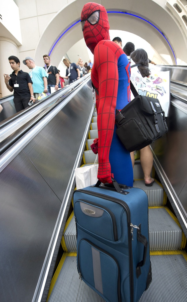 Spiderman, Comic-Con