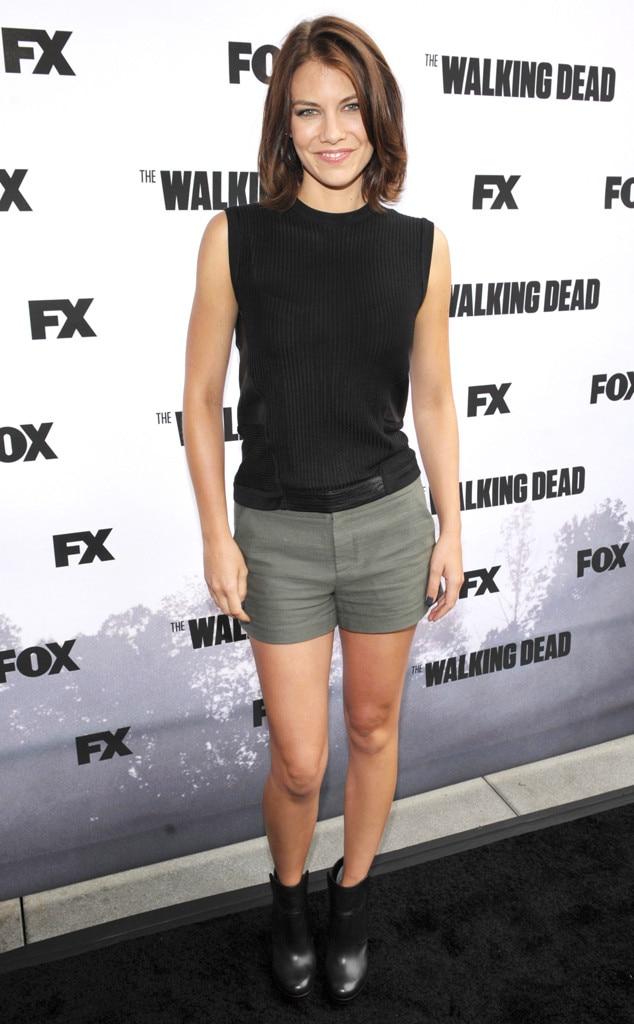Lauren Cohan, Comic-Con