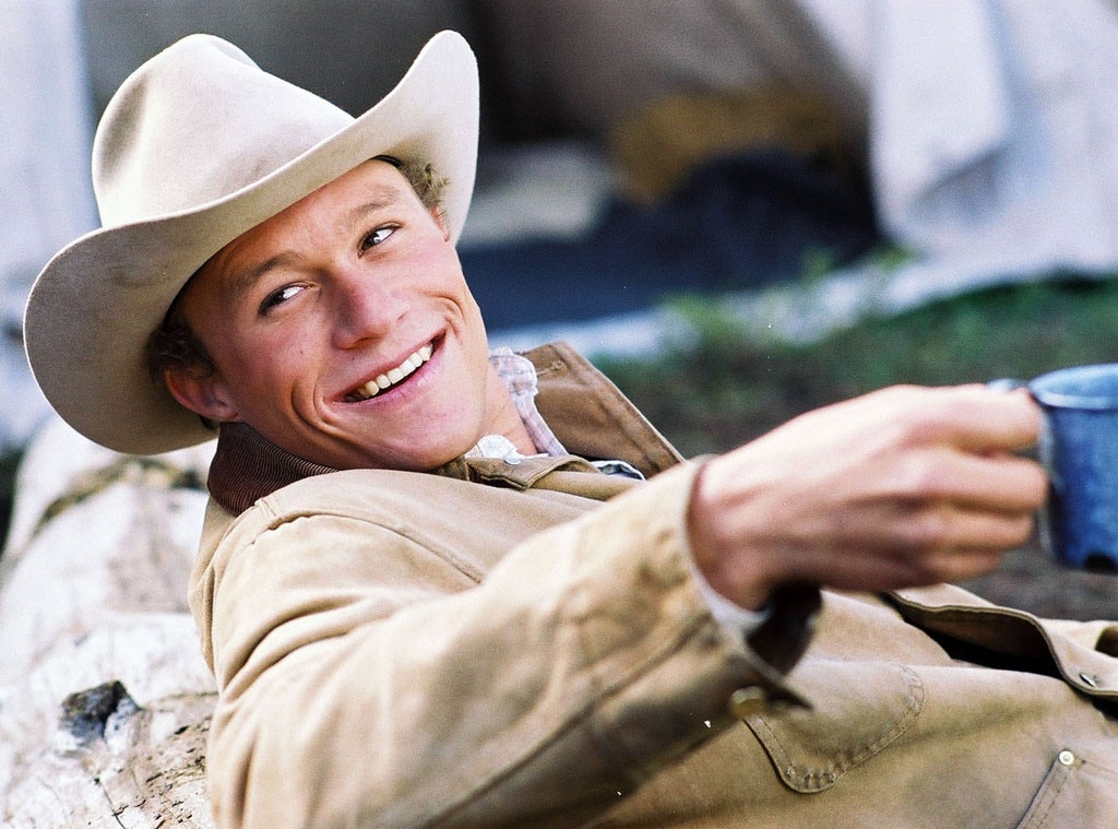 Heath Ledger, Brokeback Mountain