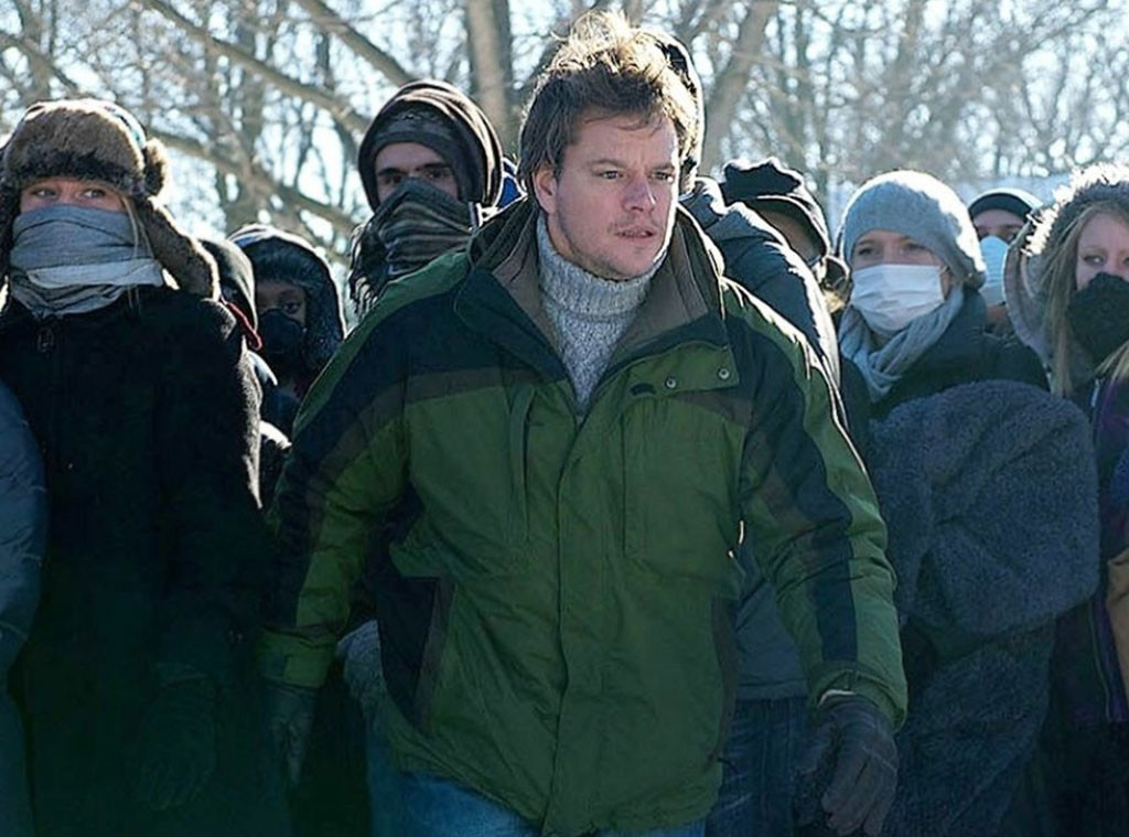 Contagion, Matt Damon