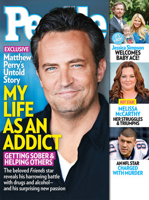 Matthew Perry, People