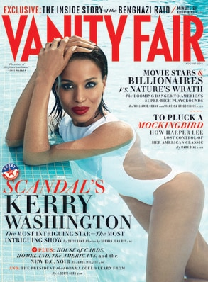 Kerry Washington, Vanity Fair