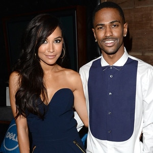 Naya Rivera, Big Sean