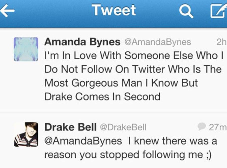 Amanda Bynes, Drake Bell
