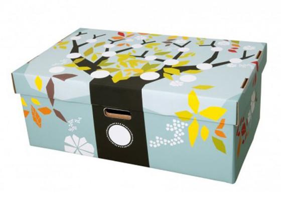 Kela Finnish Cardboard Baby Box