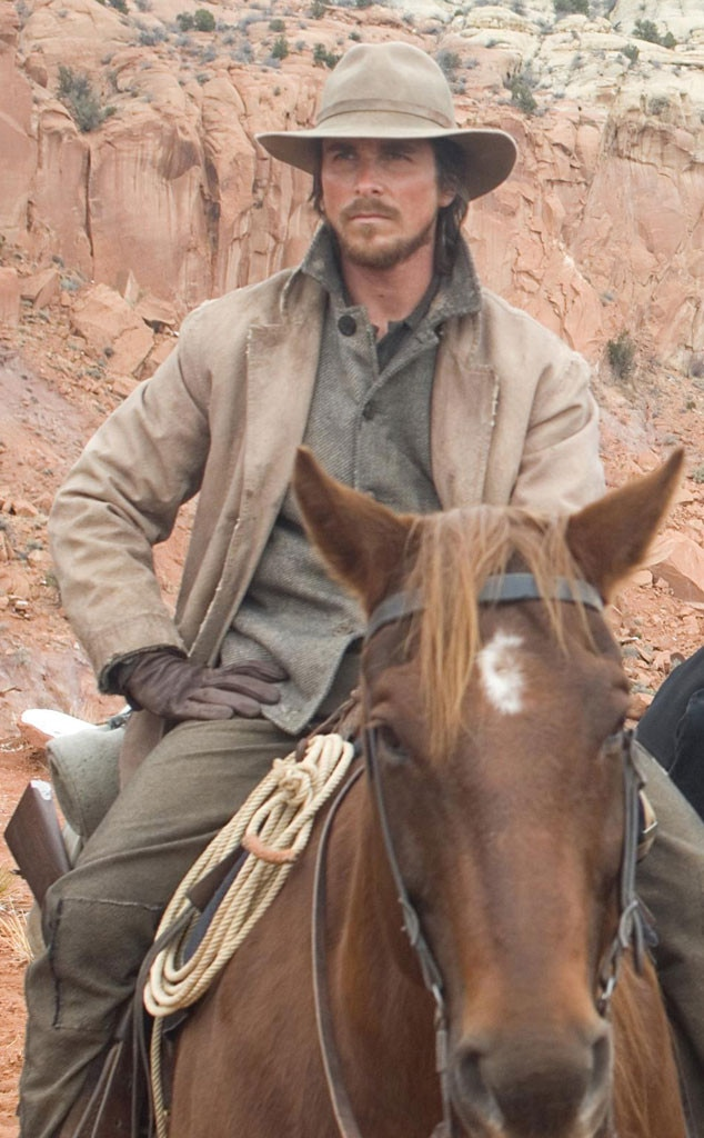 Christian Bale From Hollywood S Hottest Cowboys E News